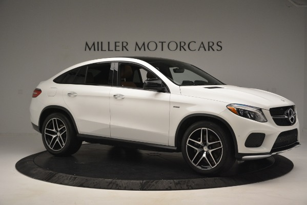 Used 2016 Mercedes-Benz GLE 450 AMG Coupe 4MATIC for sale Sold at Rolls-Royce Motor Cars Greenwich in Greenwich CT 06830 10
