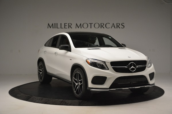 Used 2016 Mercedes-Benz GLE 450 AMG Coupe 4MATIC for sale Sold at Rolls-Royce Motor Cars Greenwich in Greenwich CT 06830 11