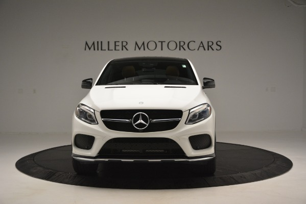 Used 2016 Mercedes-Benz GLE 450 AMG Coupe 4MATIC for sale Sold at Rolls-Royce Motor Cars Greenwich in Greenwich CT 06830 12