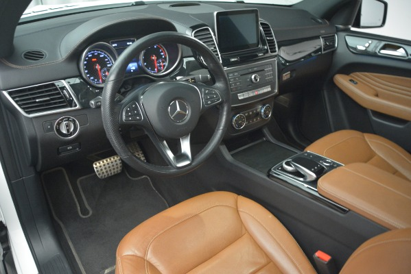Used 2016 Mercedes-Benz GLE 450 AMG Coupe 4MATIC for sale Sold at Rolls-Royce Motor Cars Greenwich in Greenwich CT 06830 13