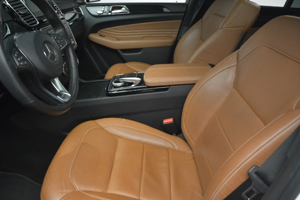 Used 2016 Mercedes-Benz GLE 450 AMG Coupe 4MATIC for sale Sold at Rolls-Royce Motor Cars Greenwich in Greenwich CT 06830 14