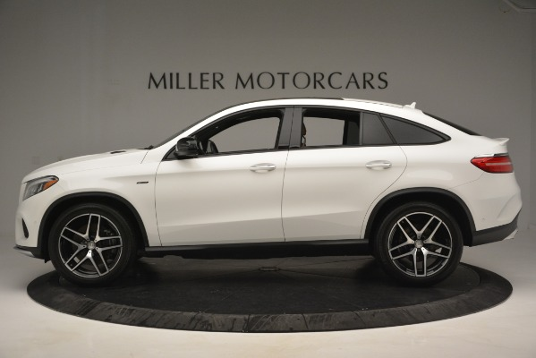 Used 2016 Mercedes-Benz GLE 450 AMG Coupe 4MATIC for sale Sold at Rolls-Royce Motor Cars Greenwich in Greenwich CT 06830 3
