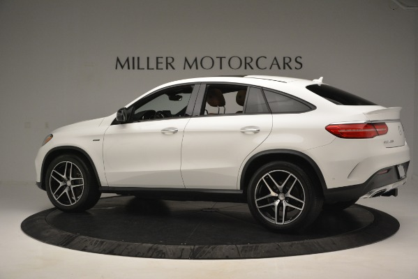 Used 2016 Mercedes-Benz GLE 450 AMG Coupe 4MATIC for sale Sold at Rolls-Royce Motor Cars Greenwich in Greenwich CT 06830 4