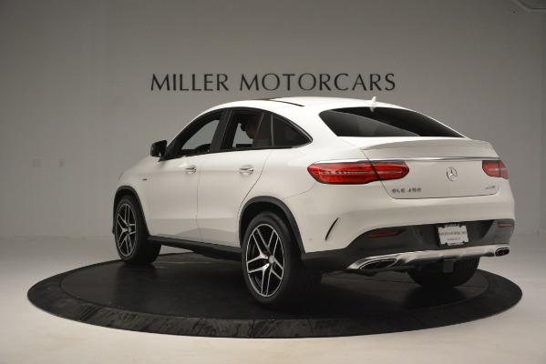 Used 2016 Mercedes-Benz GLE 450 AMG Coupe 4MATIC for sale Sold at Rolls-Royce Motor Cars Greenwich in Greenwich CT 06830 5