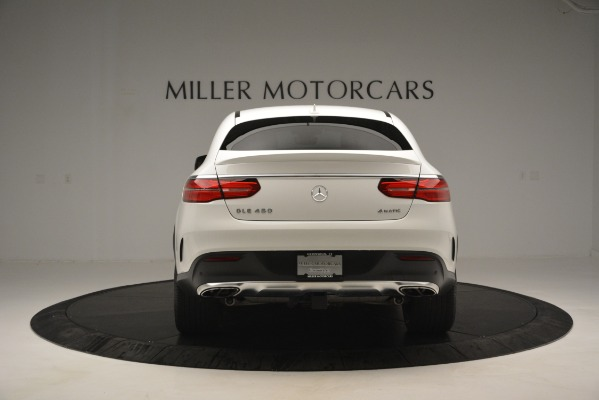 Used 2016 Mercedes-Benz GLE 450 AMG Coupe 4MATIC for sale Sold at Rolls-Royce Motor Cars Greenwich in Greenwich CT 06830 6