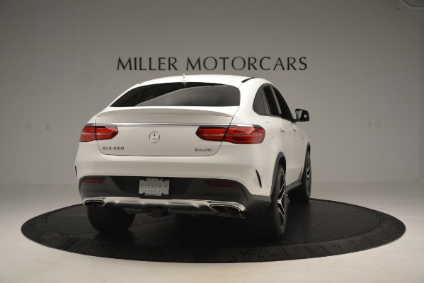 Used 2016 Mercedes-Benz GLE 450 AMG Coupe 4MATIC for sale Sold at Rolls-Royce Motor Cars Greenwich in Greenwich CT 06830 7