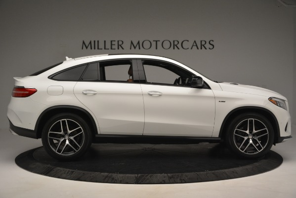 Used 2016 Mercedes-Benz GLE 450 AMG Coupe 4MATIC for sale Sold at Rolls-Royce Motor Cars Greenwich in Greenwich CT 06830 9