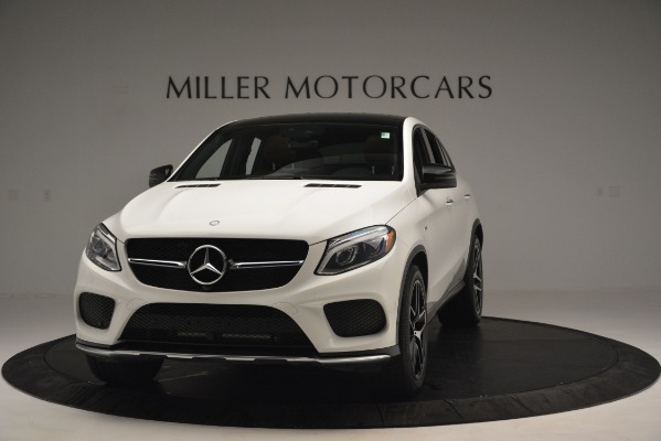Used 2016 Mercedes-Benz GLE 450 AMG Coupe 4MATIC for sale Sold at Rolls-Royce Motor Cars Greenwich in Greenwich CT 06830 1