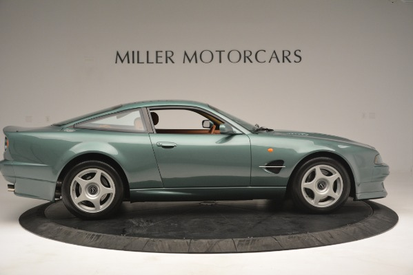 Used 1999 Aston Martin V8 Vantage Le Mans V600 Coupe for sale $499,900 at Rolls-Royce Motor Cars Greenwich in Greenwich CT 06830 10