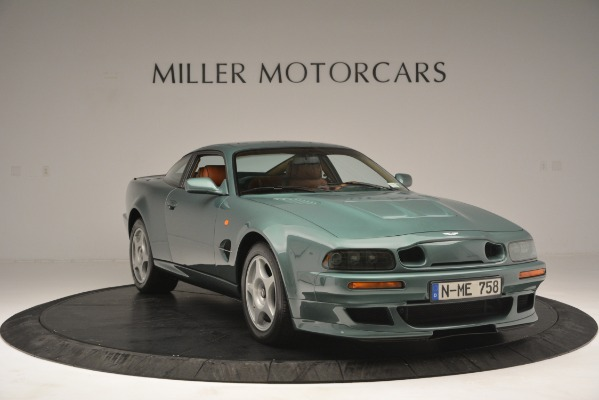 Used 1999 Aston Martin V8 Vantage Le Mans V600 Coupe for sale $499,900 at Rolls-Royce Motor Cars Greenwich in Greenwich CT 06830 13