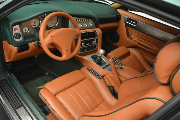 Used 1999 Aston Martin V8 Vantage Le Mans V600 Coupe for sale $499,900 at Rolls-Royce Motor Cars Greenwich in Greenwich CT 06830 15