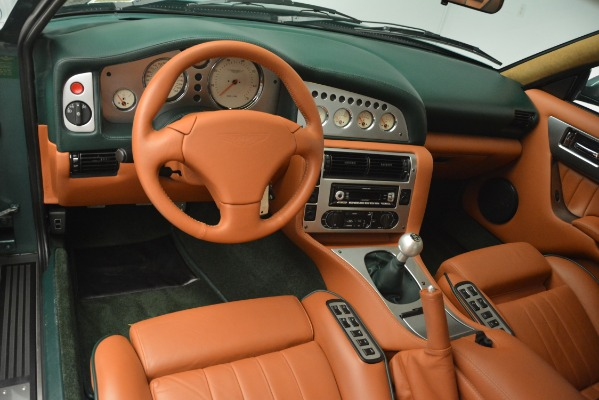 Used 1999 Aston Martin V8 Vantage Le Mans V600 Coupe for sale $499,900 at Rolls-Royce Motor Cars Greenwich in Greenwich CT 06830 16