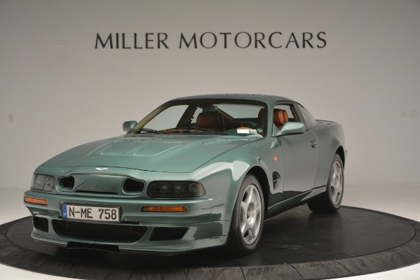 Used 1999 Aston Martin V8 Vantage Le Mans V600 Coupe for sale $499,900 at Rolls-Royce Motor Cars Greenwich in Greenwich CT 06830 2
