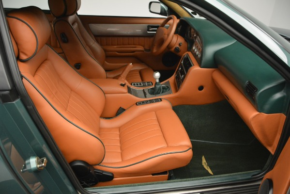 Used 1999 Aston Martin V8 Vantage Le Mans V600 Coupe for sale $499,900 at Rolls-Royce Motor Cars Greenwich in Greenwich CT 06830 26