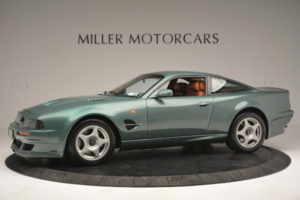 Used 1999 Aston Martin V8 Vantage Le Mans V600 Coupe for sale $499,900 at Rolls-Royce Motor Cars Greenwich in Greenwich CT 06830 3