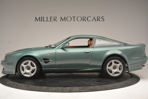 Used 1999 Aston Martin V8 Vantage Le Mans V600 Coupe for sale $499,900 at Rolls-Royce Motor Cars Greenwich in Greenwich CT 06830 4