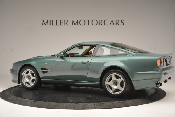 Used 1999 Aston Martin V8 Vantage Le Mans V600 Coupe for sale $499,900 at Rolls-Royce Motor Cars Greenwich in Greenwich CT 06830 5