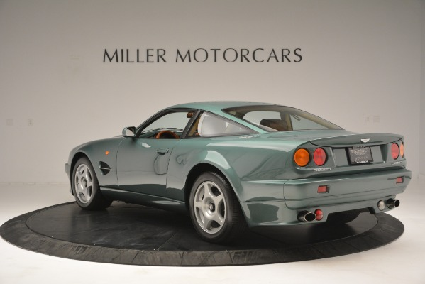 Used 1999 Aston Martin V8 Vantage Le Mans V600 Coupe for sale $499,900 at Rolls-Royce Motor Cars Greenwich in Greenwich CT 06830 6