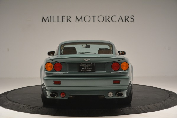 Used 1999 Aston Martin V8 Vantage Le Mans V600 Coupe for sale $499,900 at Rolls-Royce Motor Cars Greenwich in Greenwich CT 06830 7