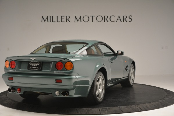 Used 1999 Aston Martin V8 Vantage Le Mans V600 Coupe for sale $499,900 at Rolls-Royce Motor Cars Greenwich in Greenwich CT 06830 8