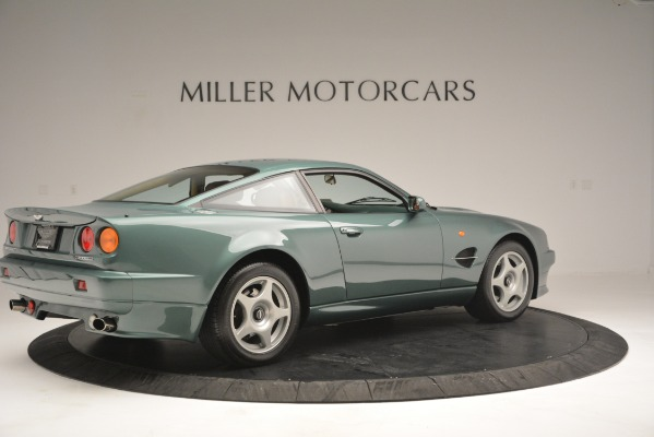 Used 1999 Aston Martin V8 Vantage Le Mans V600 Coupe for sale $499,900 at Rolls-Royce Motor Cars Greenwich in Greenwich CT 06830 9