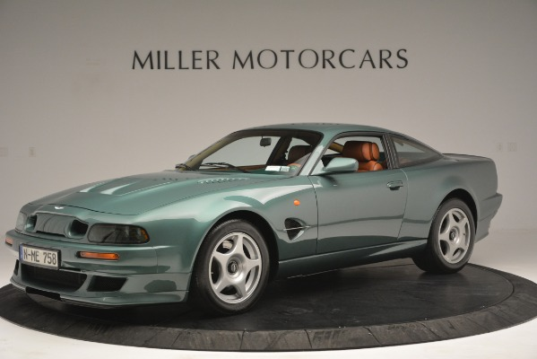 Used 1999 Aston Martin V8 Vantage Le Mans V600 Coupe for sale $499,900 at Rolls-Royce Motor Cars Greenwich in Greenwich CT 06830 1