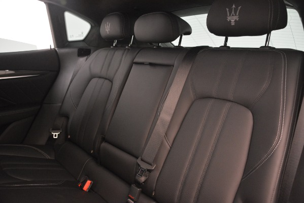 New 2019 Maserati Levante GTS for sale Sold at Rolls-Royce Motor Cars Greenwich in Greenwich CT 06830 19