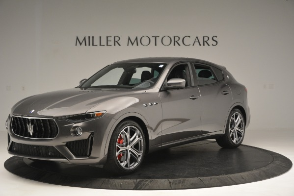 New 2019 Maserati Levante GTS for sale Sold at Rolls-Royce Motor Cars Greenwich in Greenwich CT 06830 2