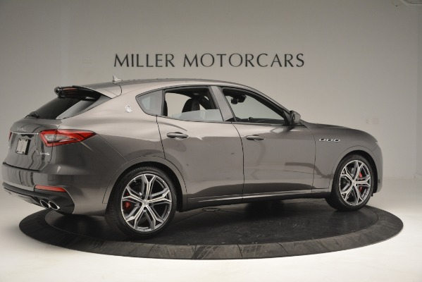 New 2019 Maserati Levante GTS for sale Sold at Rolls-Royce Motor Cars Greenwich in Greenwich CT 06830 8
