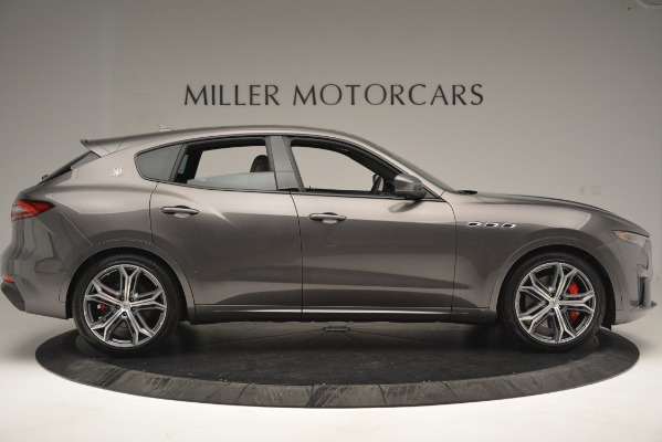 New 2019 Maserati Levante GTS for sale Sold at Rolls-Royce Motor Cars Greenwich in Greenwich CT 06830 9