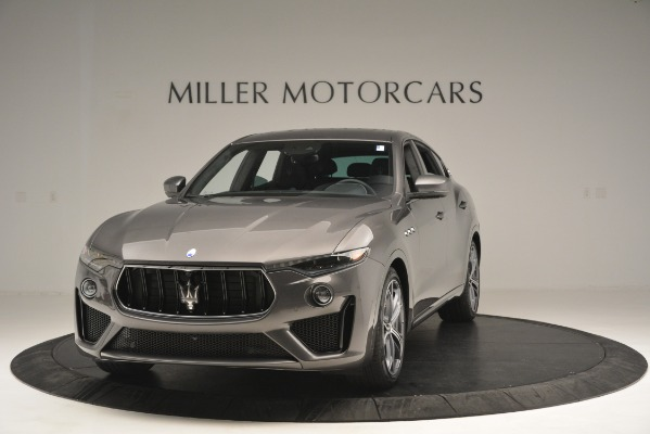 New 2019 Maserati Levante GTS for sale Sold at Rolls-Royce Motor Cars Greenwich in Greenwich CT 06830 1