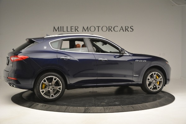 New 2019 Maserati Levante S Q4 GranLusso for sale Sold at Rolls-Royce Motor Cars Greenwich in Greenwich CT 06830 13