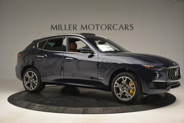 New 2019 Maserati Levante S Q4 GranLusso for sale Sold at Rolls-Royce Motor Cars Greenwich in Greenwich CT 06830 15