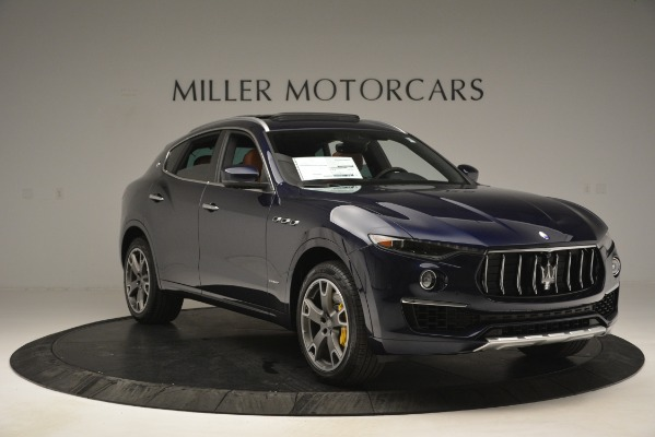 New 2019 Maserati Levante S Q4 GranLusso for sale Sold at Rolls-Royce Motor Cars Greenwich in Greenwich CT 06830 16