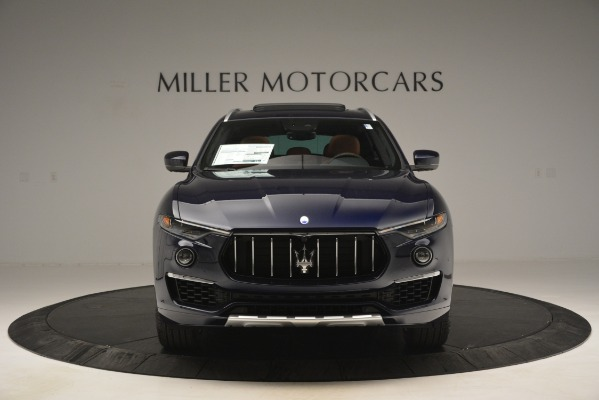 New 2019 Maserati Levante S Q4 GranLusso for sale Sold at Rolls-Royce Motor Cars Greenwich in Greenwich CT 06830 17