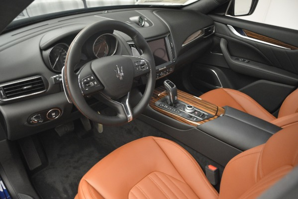 New 2019 Maserati Levante S Q4 GranLusso for sale Sold at Rolls-Royce Motor Cars Greenwich in Greenwich CT 06830 19