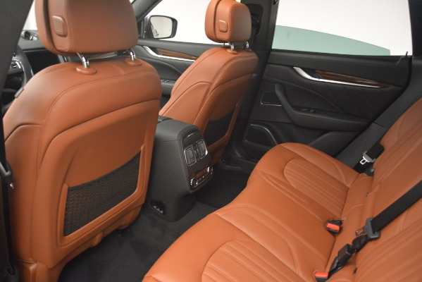New 2019 Maserati Levante S Q4 GranLusso for sale Sold at Rolls-Royce Motor Cars Greenwich in Greenwich CT 06830 22