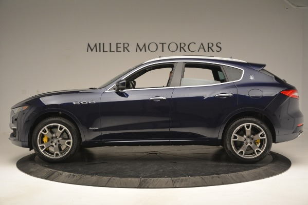 New 2019 Maserati Levante S Q4 GranLusso for sale Sold at Rolls-Royce Motor Cars Greenwich in Greenwich CT 06830 4