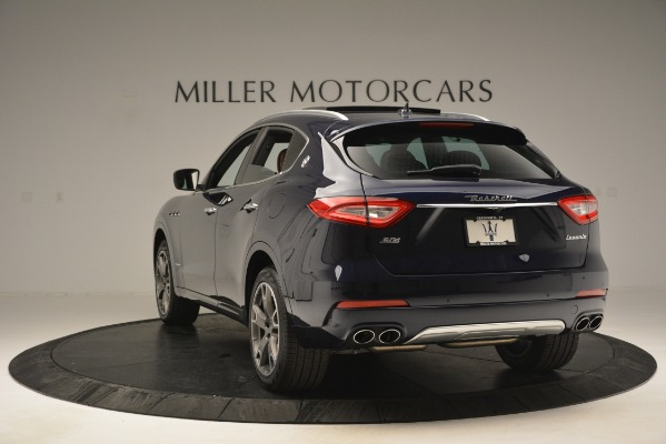 New 2019 Maserati Levante S Q4 GranLusso for sale Sold at Rolls-Royce Motor Cars Greenwich in Greenwich CT 06830 7