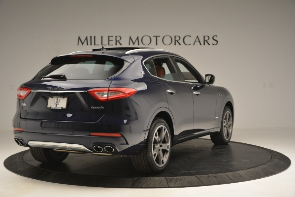 New 2019 Maserati Levante S Q4 GranLusso for sale Sold at Rolls-Royce Motor Cars Greenwich in Greenwich CT 06830 9