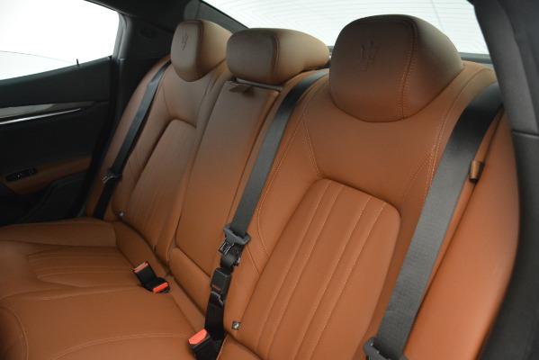 New 2019 Maserati Ghibli S Q4 for sale $55,900 at Rolls-Royce Motor Cars Greenwich in Greenwich CT 06830 18