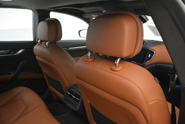 New 2019 Maserati Ghibli S Q4 for sale Sold at Rolls-Royce Motor Cars Greenwich in Greenwich CT 06830 28