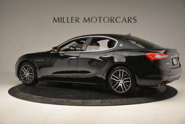 New 2019 Maserati Ghibli S Q4 for sale $55,900 at Rolls-Royce Motor Cars Greenwich in Greenwich CT 06830 4