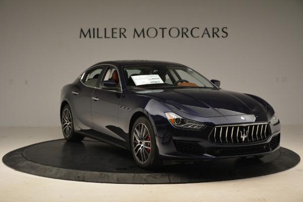 New 2019 Maserati Ghibli S Q4 for sale $59,900 at Rolls-Royce Motor Cars Greenwich in Greenwich CT 06830 12