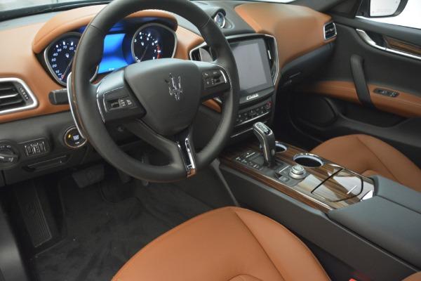 New 2019 Maserati Ghibli S Q4 for sale $59,900 at Rolls-Royce Motor Cars Greenwich in Greenwich CT 06830 14