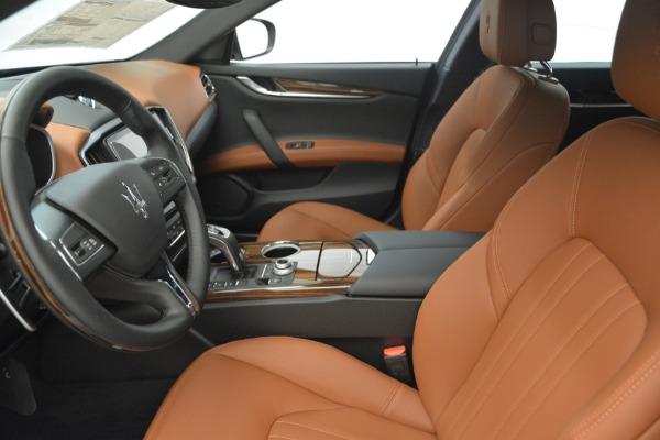 New 2019 Maserati Ghibli S Q4 for sale $59,900 at Rolls-Royce Motor Cars Greenwich in Greenwich CT 06830 15