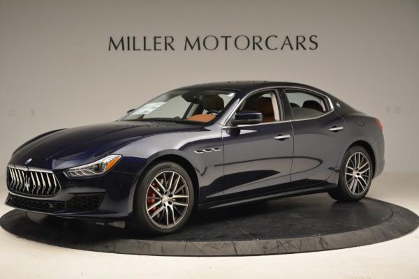New 2019 Maserati Ghibli S Q4 for sale $59,900 at Rolls-Royce Motor Cars Greenwich in Greenwich CT 06830 2