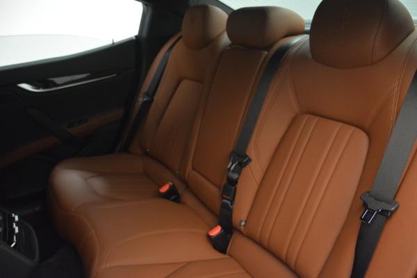 New 2019 Maserati Ghibli S Q4 for sale $59,900 at Rolls-Royce Motor Cars Greenwich in Greenwich CT 06830 20