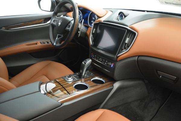 New 2019 Maserati Ghibli S Q4 for sale $59,900 at Rolls-Royce Motor Cars Greenwich in Greenwich CT 06830 21