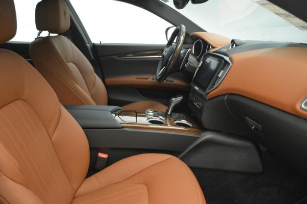 New 2019 Maserati Ghibli S Q4 for sale $59,900 at Rolls-Royce Motor Cars Greenwich in Greenwich CT 06830 22